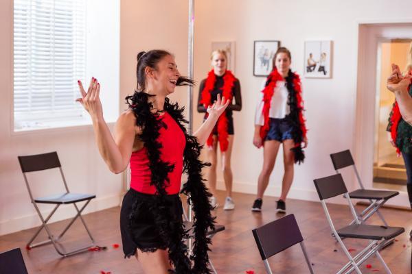 Workshop Burlesque in Brussel